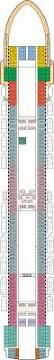 norwegian dawn floor plan golden deck 8 emerald 1 gif