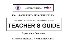 k to 12 pc hardware servicing teacher u0027s guide by edgar garcia issuu
