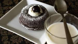 cuisiner le c eri fondant coeur chéri recette de fondant chocolat et cerise
