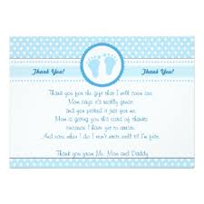 thank you baby shower cards baby boy thank you invitations announcements zazzle canada
