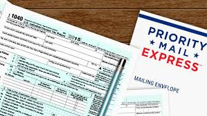 mailing your tax return usps