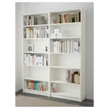 Narrow Billy Bookcase billy bookcase white 160x202x28 cm bookcase white ikea billy