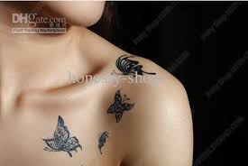 butterfly chest tattoos search ideas