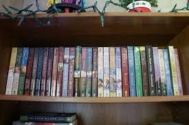 bookshelf tour part one faith u0027s book nook