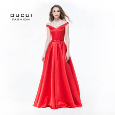 compare prices on v neck red fitted prom dress online shopping