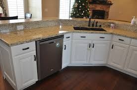 Distressed Kitchen Cabinets Pictures Amazing Distressed White Kitchen Cabinets U2014 Onixmedia Kitchen