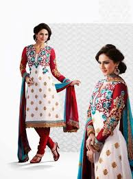 style 280 embroidery designer casual wear dress for girls