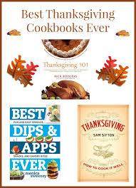 6 best cookbooks for thanksgiving