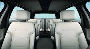 volkswagen 7 passenger suv vw atlas seven seat suv interior release date cars