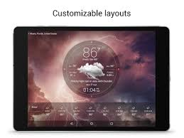 weather apps free android weather live free android apps on play