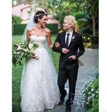 avril lavigne black wedding dress avril lavigne s ex husband deryck whibley just got married see