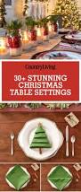 Xmas Table Decorations by Best 25 Christmas Tables Ideas On Pinterest Christmas