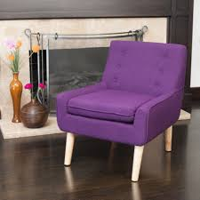 Purple Living Room Chair by Chair Captivating Purple Accent Chair Home Designing Pink Purple