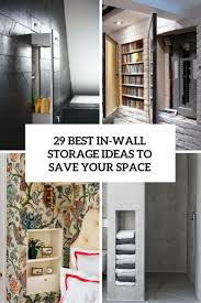 built in storage archives shelterness