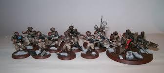 imperial guard paint scheme thread