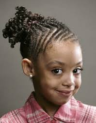 Fancy Hairstyles For Little Girls by African Braid Updo Hairstyles Hairstyle Picture Magz