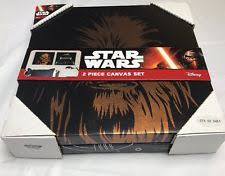 star wars home décor posters with multiple picture ebay