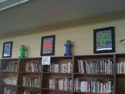 library decoration ideas middle here i come mighty little librarian