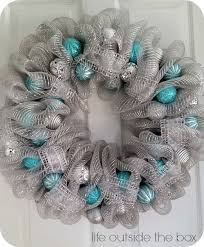 Decorating Christmas Wreaths With Mesh by Christmas Deco Mesh Wreaths Deco Mesh Wreaths Pinterest