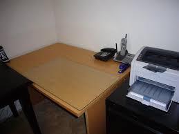 acrylic desk mat custom size glass desk blotter pads desk protectors desk blotters mats
