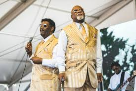 Interview The Blind Boys Of Alabama At Eaux Clairespancakes And
