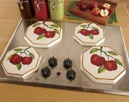 apple kitchen canisters 95 best apple decorations for kitchens walls tiles canisters