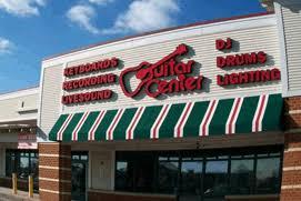 new guitar center store