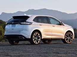 mazda modellen 2016 ford edge seitlich grau regensburg dünnes ford edge 2016