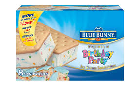 12 new ice cream novelties and other frozen novelties