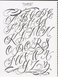 images for u003e fancy cursive fonts alphabet for tattoos ark