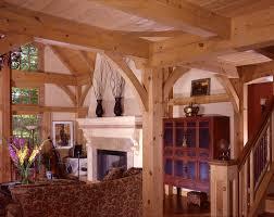Timber Frame Home Interiors The Tuscan Lakeland Log And Timber Frame Homes