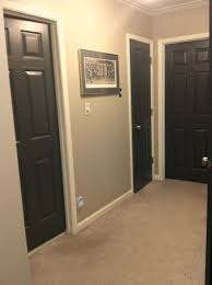 65 best black interior doors done images on pinterest black