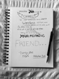 Kitchen Sink Twenty One Pilots by Liked Drawings By Ellabruhh Paigeeworld