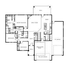 Apartment Over Garage Floor Plans Fmci Homes A Boise Idaho Home Builder