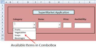 vba combobox excel macros examples codes adding clearing items