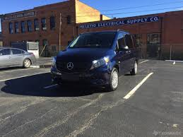 mercedes minivan 2017 mercedes benz metris the not so mini minivan txgarage