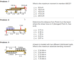150 m to ft solved problem 7 what is the maximum moment in member ab