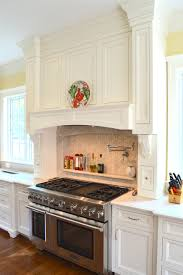 Kitchen Cabinet Hood Custom Wood Hoods Kitchen Inspirations With Affordable Cabinets