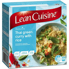 de cuisine thailandaise lean cuisine bowl green curry with rice 280g woolworths