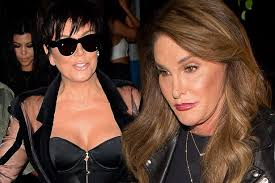 Vanity Fair Online Kris Jenner Opens Up About Caitlyn For First Time Since