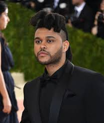 what is the weeknds hairstyle the weeknd cut his hair check out his new do extratv com