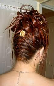 chignon mariage modele chignon coupe de cheveux de mariage abc coiffure