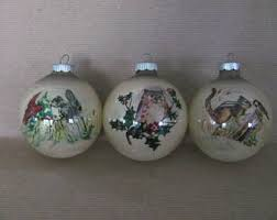 vintage ornaments 1960 s