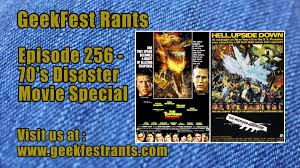 episode 256 70 u0027s disaster movie special youtube