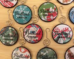 portland ornament etsy