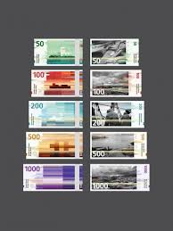 banknote yearbook snøhetta designs new banknotes for banknote