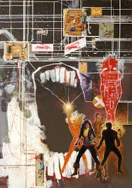 Bill Sienkiewicz Stray Toasters Bill Sienkiewicz Is Underrated New Mutants 18 Comicbooks