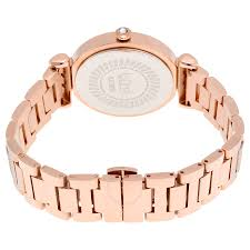bracelet ladies gold images Burgi mother of pearl dial rose gold tone bracelet ladies watch jpg