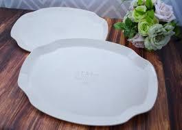 personalized wedding platters unique parent wedding gift set of large personalized wedding platter