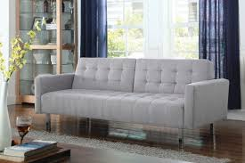 Fabric Sofa Bed Light Grey Fabric Sofa Bed Welcome To Home Decor A